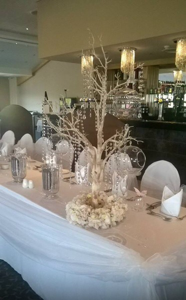 Bespoke flowers silk flower hire packages the packages are hired out with everything that you need for a high end luxurious wedding display these are designed to impress mightylinksfo